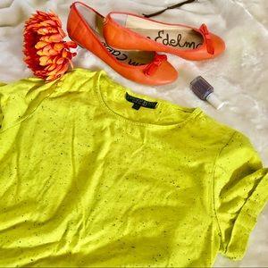 TOPSHOP cotton dress SIZE: 6P